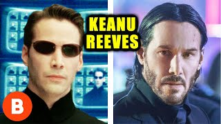 Keanu Reeve's Most Badass Roles Ranked