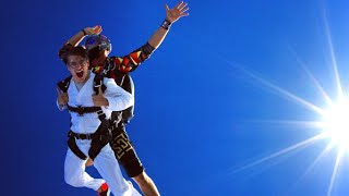 MARTIN GARRIX AT SKYDIVE DUBAI l VVIP