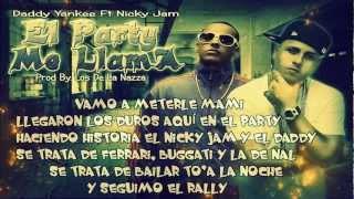 El Party Me Llama - Daddy Yankee Ft. Nicky Jam Reggaeton 2012 Dale Me Gusta