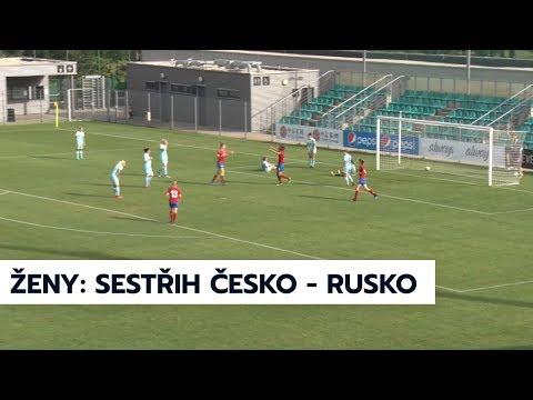 Ženy A | Češky porazily Rusko 2:0