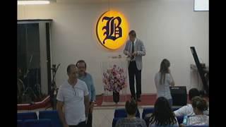 Culto Evangelístico - Pr. Amaral Vieira - 08.07.2018