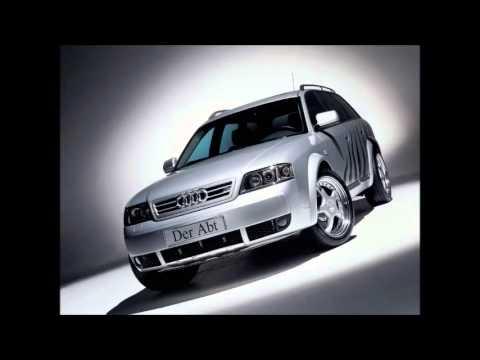 2002 Abt Audi Allroad Quattro Youtube