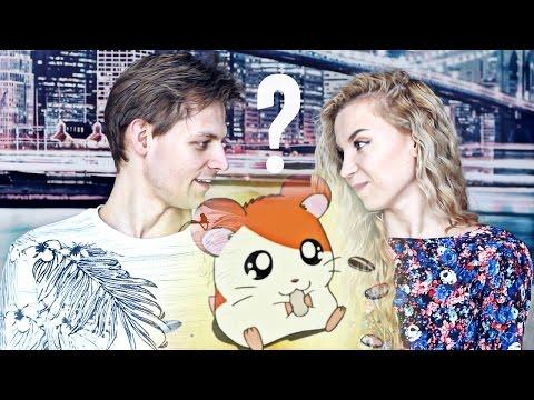 Вызов ♥ Любовь с Первого Взгляда ♥ Супер Игра! Вопрос Ответ и Хомячок!