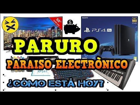 JIRON PARURO PARAISO ELECTRONICO DEL PERU Ft. MUÑECA POSEIDA | DILO NOMAS