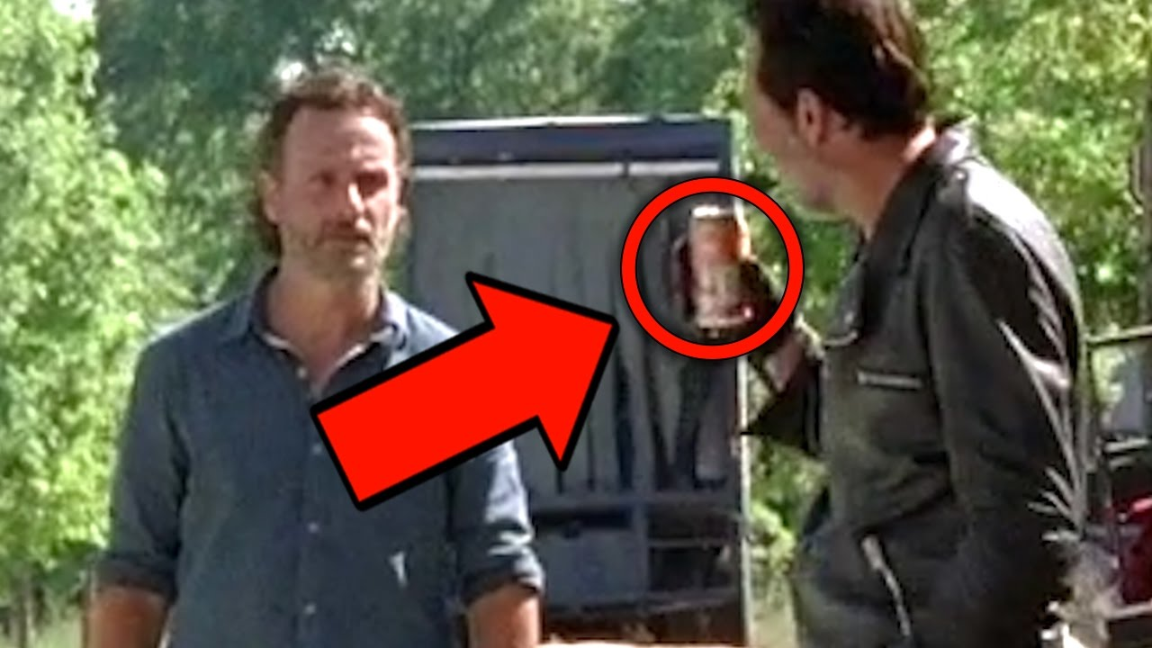 Car In The Walking Dead Episode
