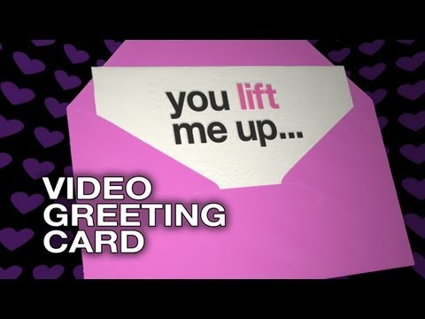 dirty dancing  you lift me up  movie greeting love ecard, Birthday card