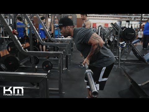Mastering the Yates Row, or Reverse Grip Bent Over Row
