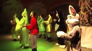 Новогодняя сказка, хореографический спектакль