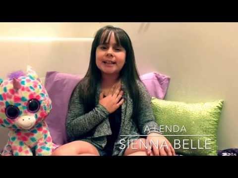 Sienna Belle - A Lenda Cover Sandy & Junior