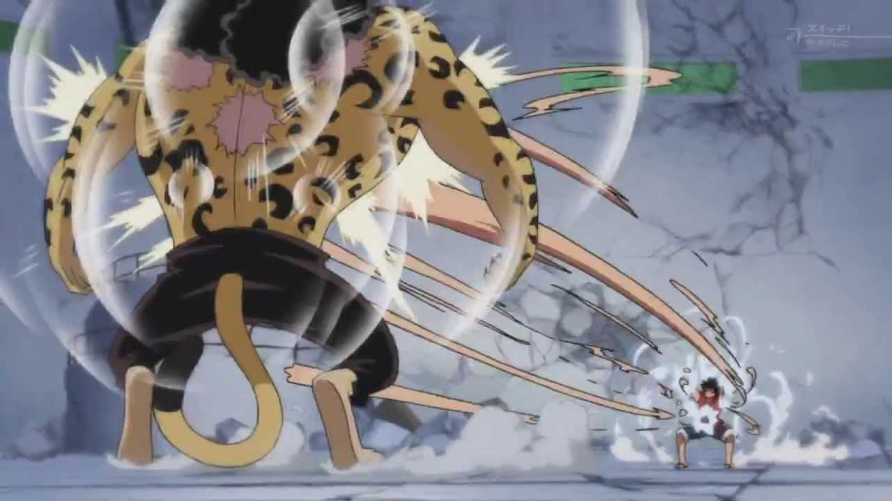 Anime Fighting Wallpaper Episodio De Merry Luffy Vs Rob Lucci Completo Sub