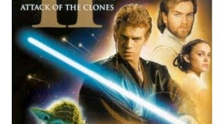 STAR WARS EPISODE II: ATTACK OF THE CLONES DVD Unboxing Review