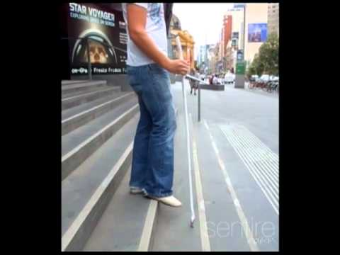 Sentire- Mobility Cane for Vision Impaired- RMIT ID 2011 Nathan Hollins