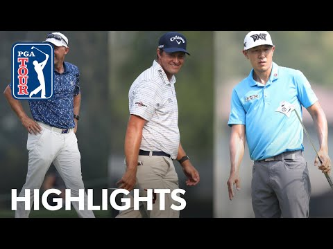 Highlights | Round 3 | Safeway Open 2020