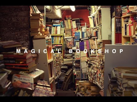 The most magical bookshop in the world