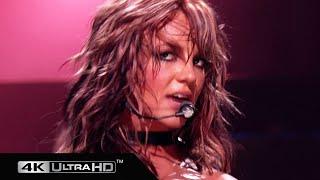 Britney Spears - Showdown (The Onyx Hotel Live From Miami) 4K