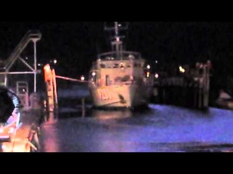 Tongan Patrol Boat