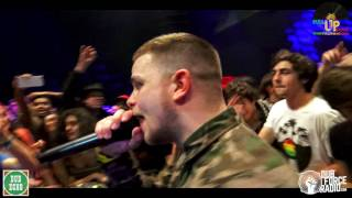 OBF Ft. CHARLIE P - Sixteen Tons Of Pressure - Live - Dub Echo #11 - 4K Video