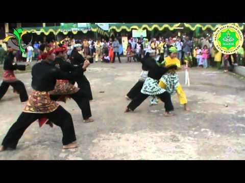 Ikatan Pencak Silat Indonesia Kota Pontianak - Pembukaan FSBM VIII