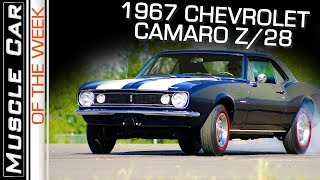 1967 Chevrolet Camaro Z/28: Muscle Car Of The Week Episode 274
