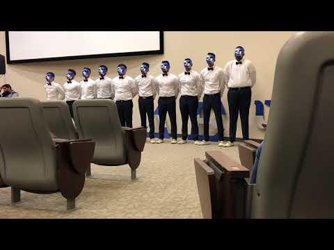 UCF Xi Class Lambda chapter Depsi Probate