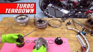 Turbo Teardown - How a Turbocharger Works