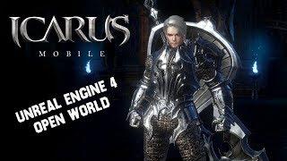 Ternyata... Keren Parah! - Icarus M (KR) Android MMORPG