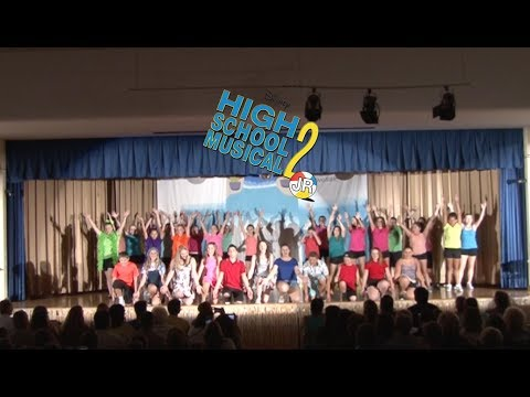 Disney High School Musical 2 Jr.