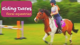 ♡ RIDING DARES ♡ - Bucks, bolts and the lols