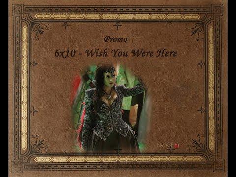 Érase Una Vez - Promo 6x10 - Wish You Were Here (subtitulado en español)