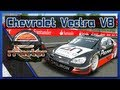 Chevrolet Vectra V8 - RTP 2011 SP - Monza [rFactor] [HD+]