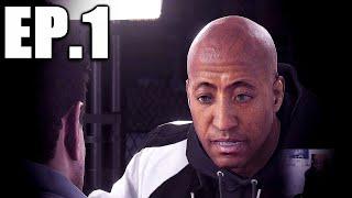 EA Sports UFC 4 Career Mode Playthrough - Episode 1