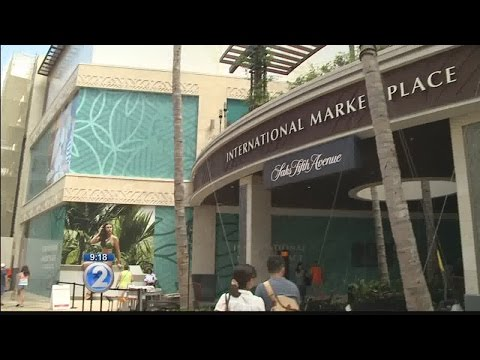 Sneak peek: New International Market Place to open in Waikiki