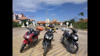 Путешествие по Азии на сутерах / Видео