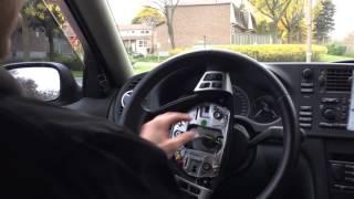 Saab 93 Steering wheel removal
