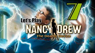 Nancy Drew 27: The Deadly Device [07] w/YourGibs - CRAWLING THROUGH MAZE OF DUCTS
