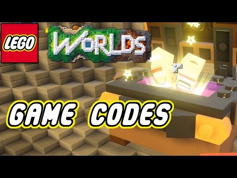 LEGO Worlds: All Game Codes (as of March 2017)
