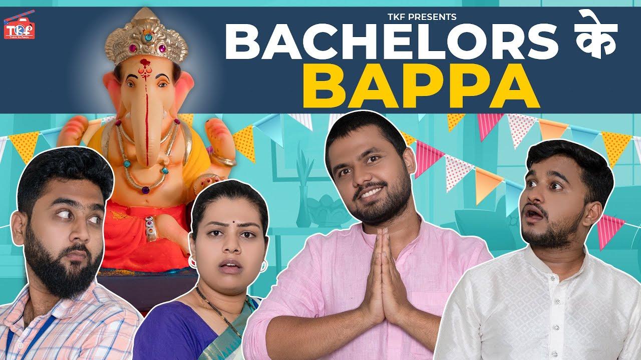 Bachelors Ke Ghar Mein Bappa   A Short Film by TKF