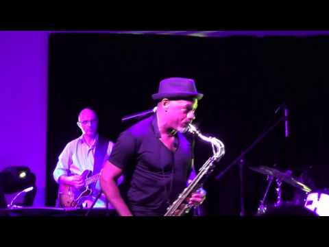 Kirk Whalum at 4 Mallorca Smooth Jazz Festival 2015
