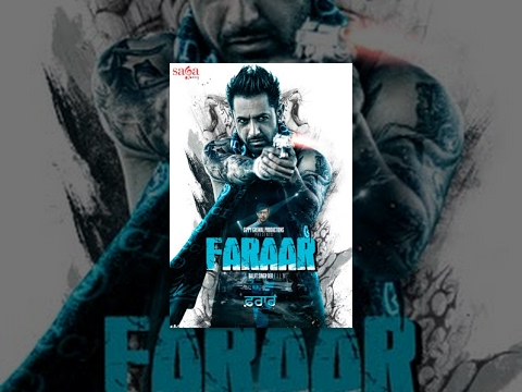 Faraar Full Movie | Gippy Grewal | Kainaat Arora | Latest Punjabi Movies