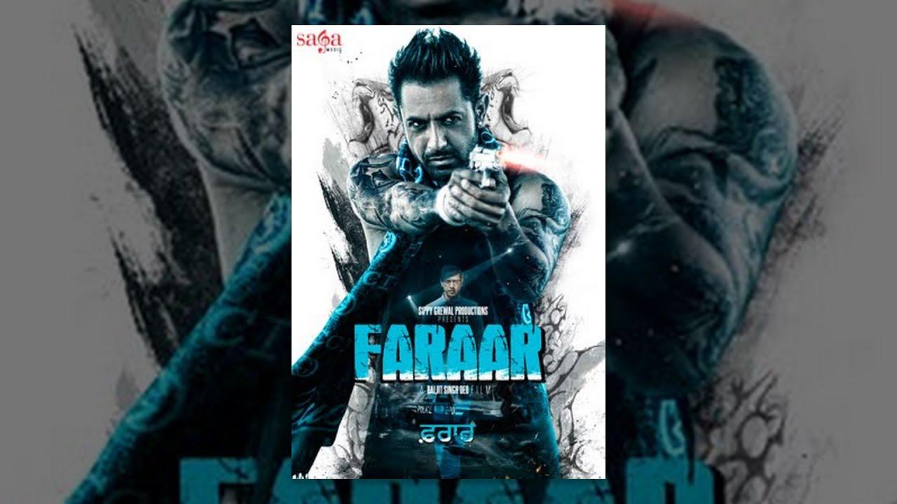 Faraar Full Movie  Gippy Grewal  Kainaat Arora  Latest -2806