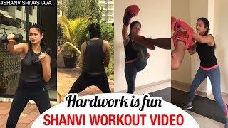 Hard Work is Fun - By Shanvi Srivastava