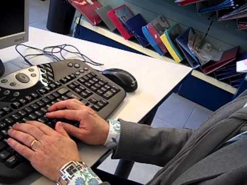 Mobiliario de oficina ergonomia en el puesto de trabajo for Ergonomia en el puesto de trabajo oficina