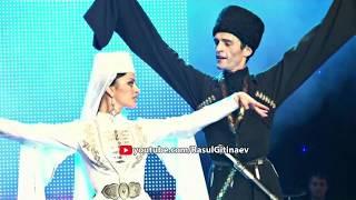 21 Леван Тедеев и Алина Хубаева – Хонга Кафт Осетинский танец