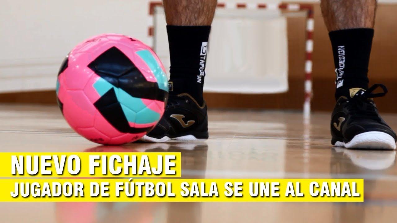 comprar original exuberante en diseño compra original Jugador de la Liga Nacional de Fútbol Sala ficha por futbolmania TV