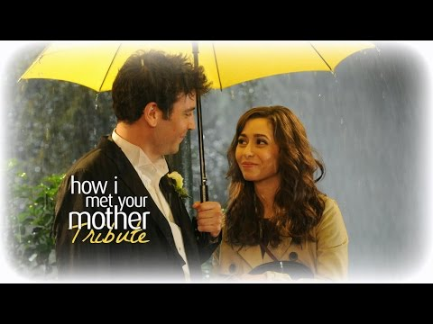 Himym Tribute The Story Of The Yellow Umbrella