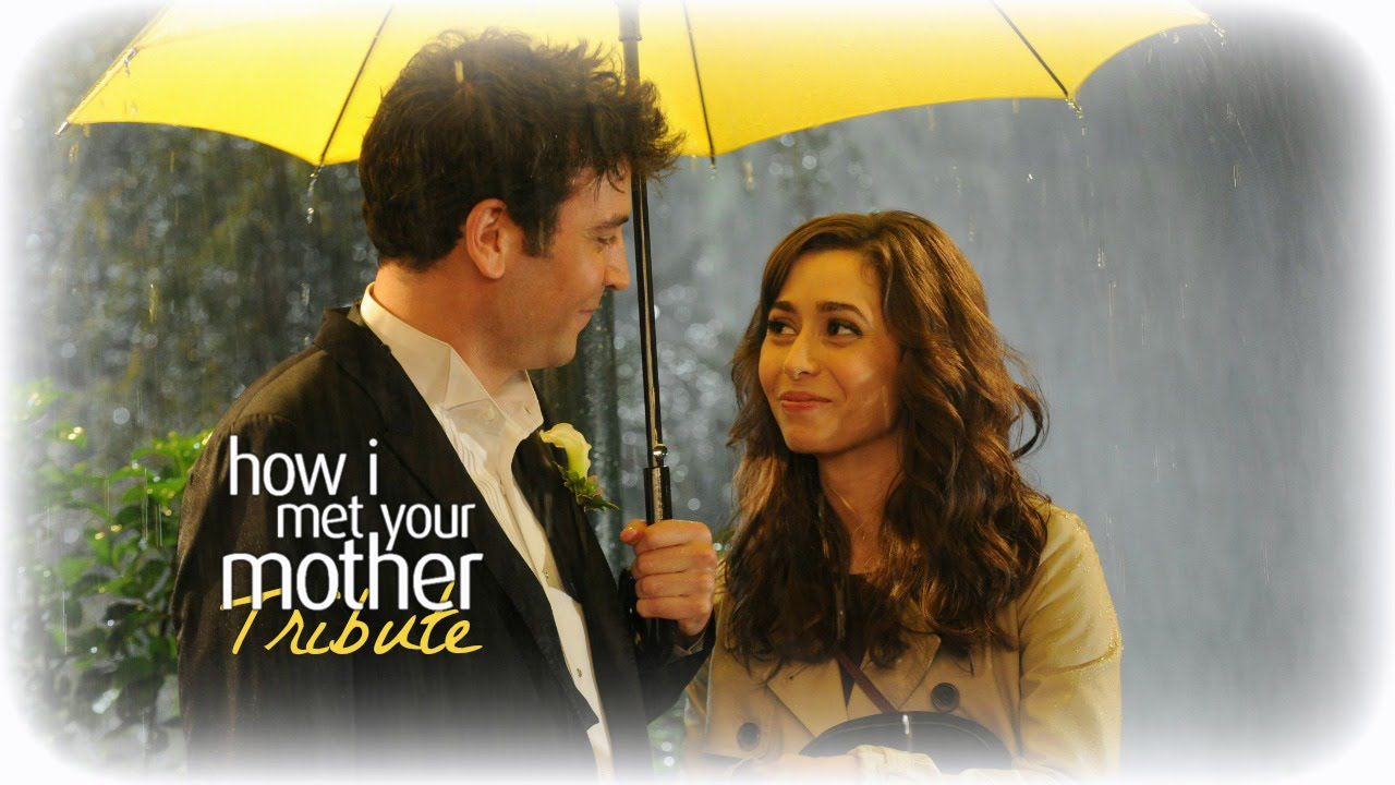Himym Tribute The Story Of The Yellow Umbrella Youtube