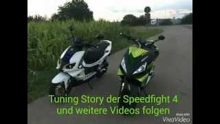 Speedfight 3 Tuning Story
