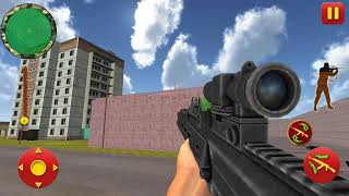 Modern City Sniper Assassin Shooting Game / Android Game / Game Rock
