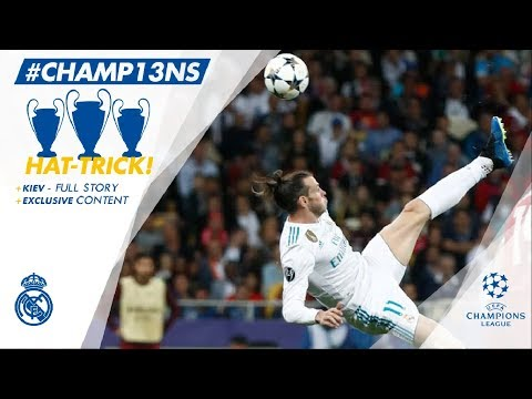 Real Madrid font 2018/19 UCL download.