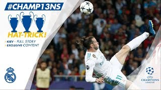 Champions League FINAL | Real Madrid 3 - 1 Liverpool | FULL STORY